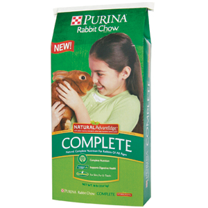 Purina Rabbit Chow™ Complete Natural AdvantEdge™