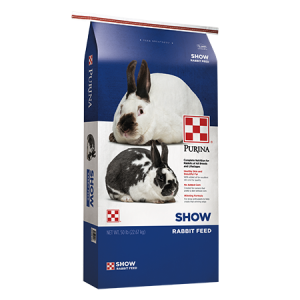 Purina Honor Show Rabbit