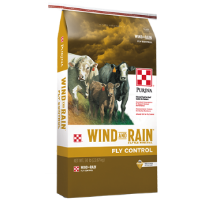 Purina Wind & Rain Fly Control